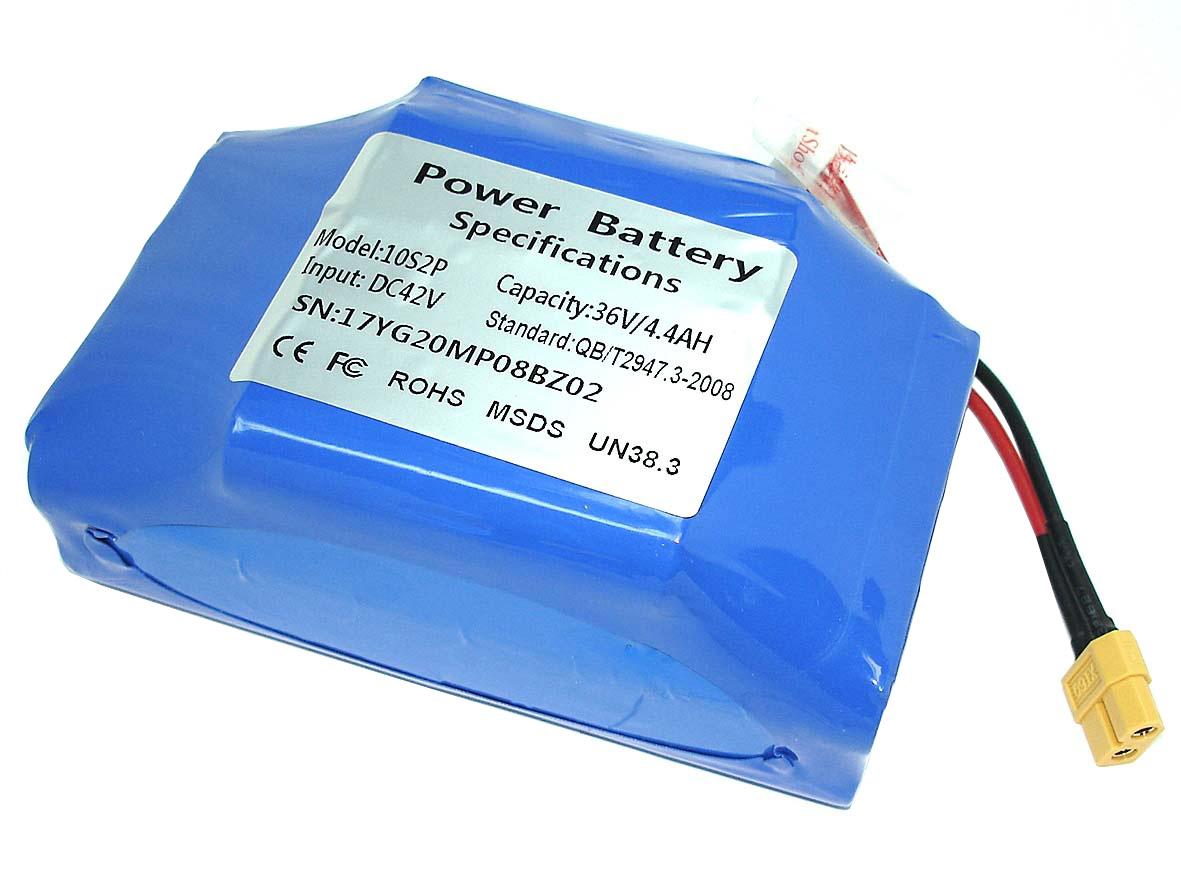Аккумуляторы для гиробордов (гироскутеров)