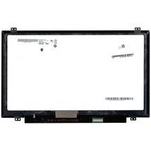 "Матрица для ноутбука 14,0"", Slim (тонкая), 30 pin eDP (снизу справа), 1366x768, Светодиодная (LED), крепления сверху\снизу, матовая, AU Optronics (AUO), B140XTN02.4"