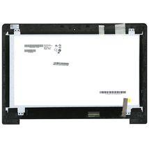Матрица с тачскрином (модуль) для ноутбука Asus S400 черный. Сняты с ноутбуков
