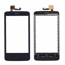 Тачскрин (Сенсорное стекло) для смартфона Acer Liquid Z4 Z140, Z160 черное