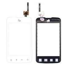 Тачскрин (Сенсорное стекло) для смартфона Fly IQ238 Jazz белый