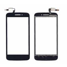 Тачскрин (Сенсорное стекло) для смартфона Alcatel POP 2 5042D черное