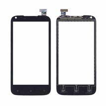 Тачскрин (Сенсорное стекло) для смартфона DNS S4505 черный