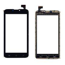 Тачскрин (Сенсорное стекло) для смартфона Explay Tab mini черный
