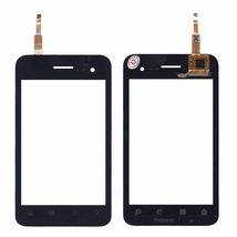 Тачскрин (Сенсорное стекло) для смартфона Fly IQ255 Pride черный