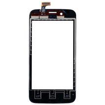 Тачскрин (Сенсорное стекло) для смартфона Fly IQ440 Energie черный