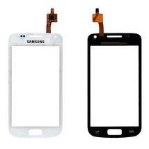 Тачскрин (Сенсорное стекло) для смартфона Samsung Galaxy W GT-I8150 белый