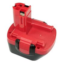 Аккумулятор для шуруповерта Bosch 2607335262 3.3Ah 12V красный