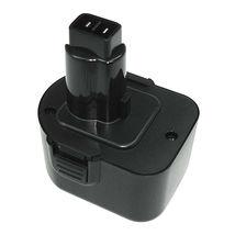 Аккумулятор для шуруповерта DeWalt DC9071 2.0Ah 12V черный