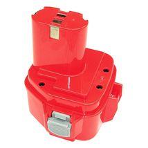 Аккумулятор для шуруповерта Makita 1220 1.3Ah 12V красный