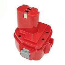 Аккумулятор для шуруповерта Makita 1220 2.1Ah 12V красный
