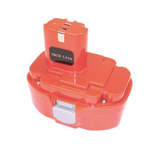 Аккумулятор для шуруповерта Makita 1822 1.5Ah 18V красный