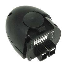 Аккумулятор для шуруповерта Metabo 6.31858, 6.27270, 6.27271, 6.27273 Ni-Cd 2.1Ah 4.8V черный