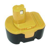 Аккумулятор для шуруповерта Ryobi 1400144 2.0Ah 14.4V черный