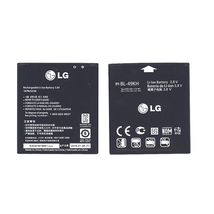 Оригинальная аккумуляторная батарея для смартфона LG BL-49KH 3.8V LU6200 Black 1800mAh 7.0Wh