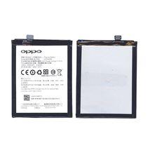 Оригинальная аккумуляторная батарея для смартфона OPPO BLP595 R7 3.8V Black 2320mAh 8.82Wh