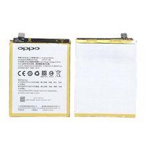 Оригинальная аккумуляторная батарея для смартфона OPPO BLP599 R7 3.8V Black 4000mAh 15.2Wh