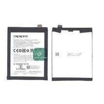 Оригинальная аккумуляторная батарея для смартфона OPPO BLP609 R9 3.8V Black 2750mAh 10.45Wh