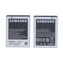 Аккумуляторная батарея для смартфона Samsung EB454357VU Galaxy GT-B5510 Y Pro/S5300, Pocket/S5302 3.7V Black 1200mAh 4.44Wh