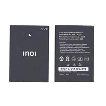 Оригинальная аккумуляторная батарея для смартфона INOI 3 Power 3.8V Black 3500mAh 13.3Wh