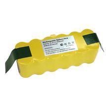 Аккумулятор для пылесоса iRobot Roomba 500 4000mAh 14.4V желтый