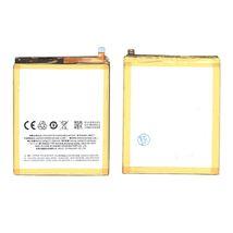 Оригинальная аккумуляторная батарея для смартфона MeiZu BA611 M5, Meilan M5 3.85V White 3000mAh 11.55Wh