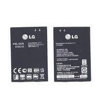 Оригинальная аккумуляторная батарея для смартфона LG BL-44JN Optimus Black 3.7V Black 1500mAh 5.6Wh