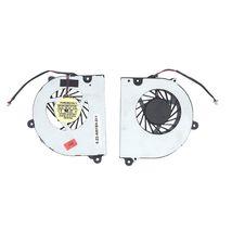 Вентилятор Clevo B4100, B5100 5V 0.5A 3-pin Forcecon