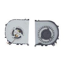 Вентилятор для ноутбука Dell M3800, 9530 5V 0.5A 4-pin Brushless