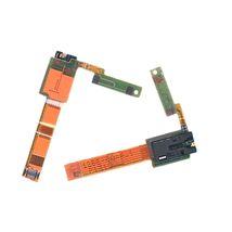 Шлейф и запчасть  Sony C5302 (SP) (059902)