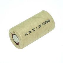 Аккумулятор для электроинструмента Ni-Mh SC 1.2V 2100mAh