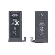 АКБ Ориг. Apple iPhone 4 Li-ion Polymer Battery 3.7V Black 1420mAhr 5.25Wh APN: 616-0512