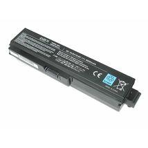 Усиленная аккумуляторная батарея для ноутбука Toshiba PA3636U-1BRL Satellite U400 10.8V Black 8800mAh OEM