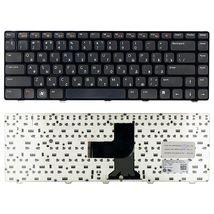 Клавиатура Dell XPS 15 (L502X) Black, (Black Frame) RU