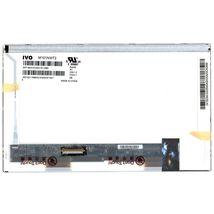 "Матрица для ноутбука 10,1"", Normal (стандарт), 40 pin (снизу слева), 1024x600, Светодиодная (LED), без креплений, глянцевая, IVO"