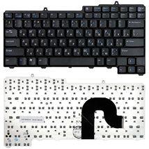 Клавиатура Dell Inspiron (1300, B120, B130) Latitude (120L) Black, RU
