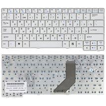Клавиатура LG (E200, E210, E300, E310, ED310) White, RU