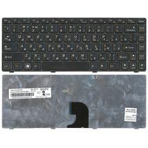Клавиатура Lenovo IdeaPad (G360) Black, (Black Frame), RU