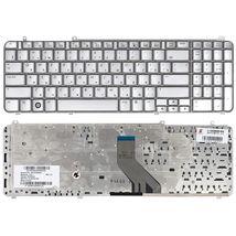 Клавиатура HP Pavilion (DV6-1000) Silver, RU