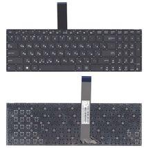 Клавиатура Asus (A56, A56C, A56CA, A56CB, A56CM, K56, K56C, K56CB, K56CM, K56CA, S56, S56C, S56A, S56CM ) Black, (No Frame), RU (горизонтальный энтер)