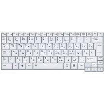 Клавиатура Toshiba Portege (R500, R502, R501, R510, R600, R601, A600 ,A602, A603, R603, A605)  White, RU (вертикальный энтер)
