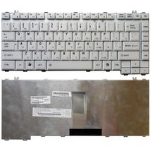 Клавиатура Toshiba Satellite (A200, A205, A210, M200) White, RU