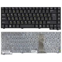 Клавиатура Fujitsu Amilo (D1840, D1845, A1630) Black, RU (вертикальный энтер)