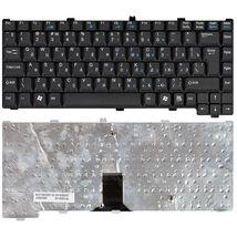 Клавиатура Fujitsu Amilo (M7440, M7440G, M6100) Black, RU (вертикальный энтер)