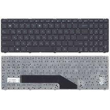 Клавиатура Asus (K50, K60, K70) Black, (No Frame) RU