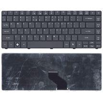 Клавиатура Acer Timeline (3410) Black, Mat, RU