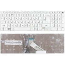Клавиатура Gateway (NV55S) White, (No Frame), RU