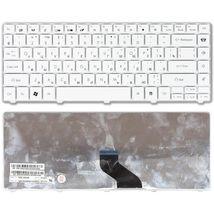 Клавиатура Packard Bell EasyNote (NM85, NM87) White, RU