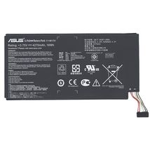 Оригинальная аккумуляторная батарея для планшета Asus C11-ME172V Fonepad 7in 3.75V Black 4270mAhr 16Wh