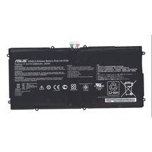 Оригинальная аккумуляторная батарея для планшета Asus C12-TF301 TF700 7.4V Black 3380mAhr 25Wh